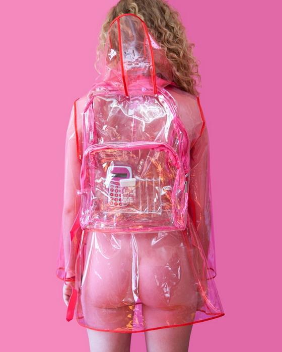 Род-Айленд. Запрещено носить прозрачную одежду.