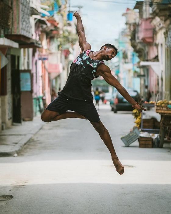 Завораживающая динамика танца