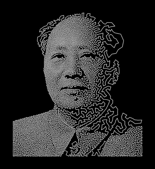 Картины, созданные при помощи компьютерных технологий