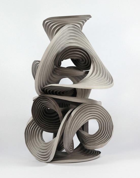 Асимметрия. Оригами от Эрика и Мартина Демайн