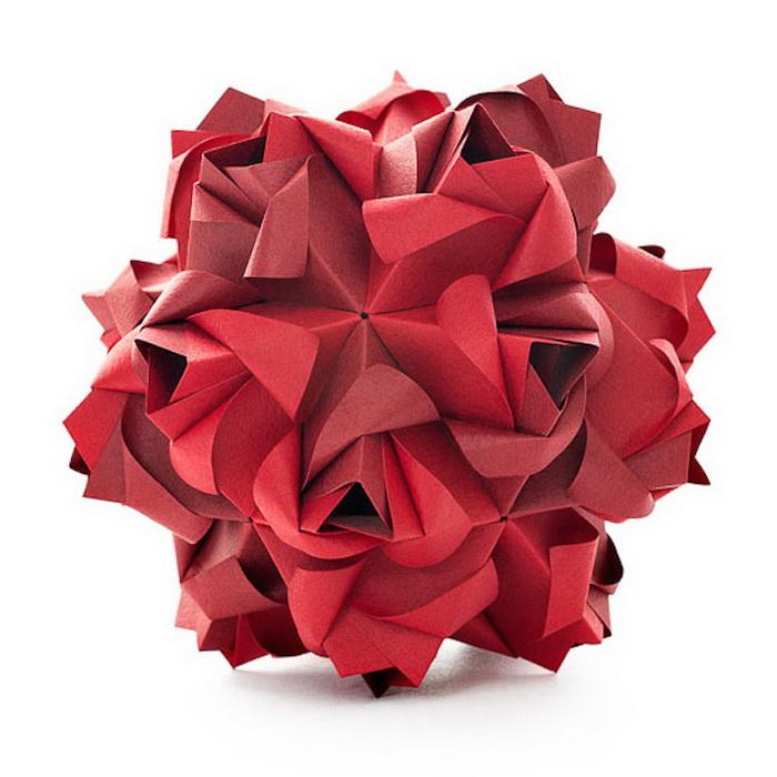Оригами, довольно сложное