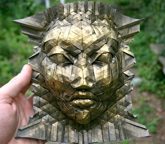 Шакти. Оригами от Джоела Купера