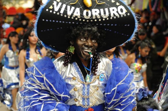 Карнавал Оруро, Боливия