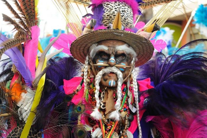 Коренные индейцы до сих пор проживают в Оруро