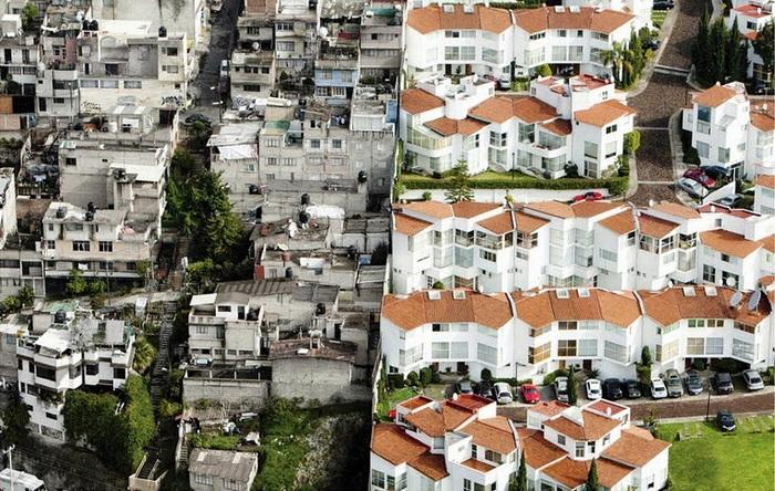 Богатые и бедные: социальная реклама в Мексике