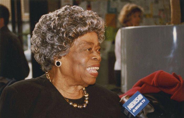 Озеола Маккарти - прачка из Миссисипи, изменившая жизнь тысяч людей.