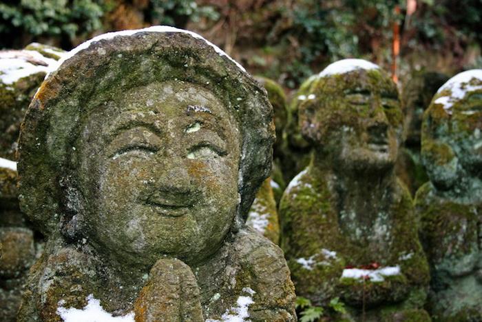 �������� ���������� � ���������� ����� Otagi Nenbutsu-Ji (�����, ������)