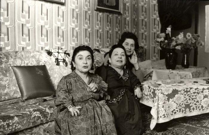 Все члены семьи Овиц прожили долгую жизнь.