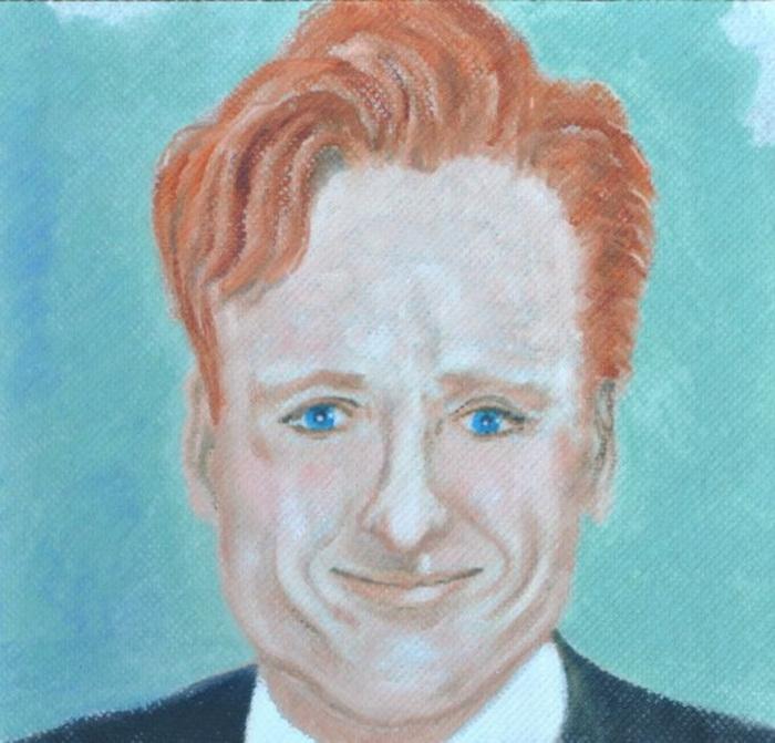 Кен Делмар уверен, что скоро рисунки на салфетках станут популярным направлением в искусстве