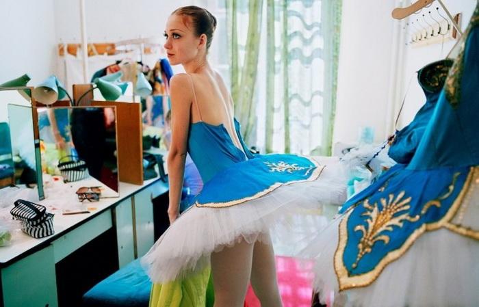 За кулисами Мариинского театра