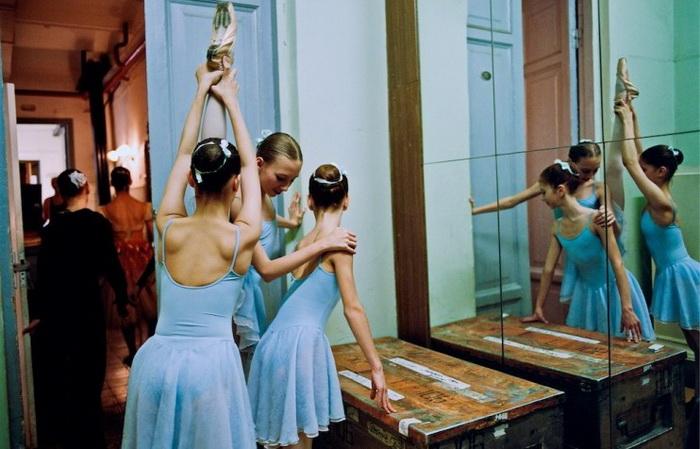 Фотоцикл об учениках Академии русского балета им. Вагановой