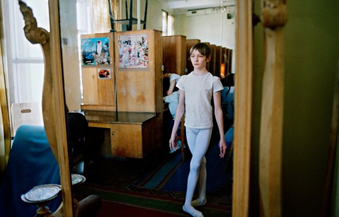 Фотоцикл о русском балете от Рейчел Папо (Rachel Papo)