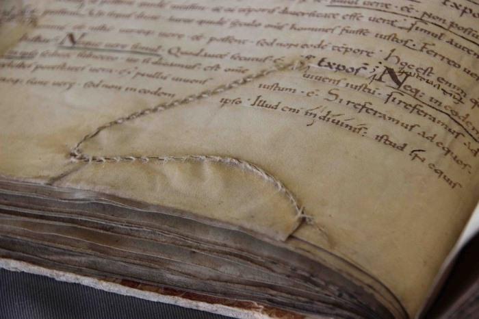 Шрамы на пергаменте.