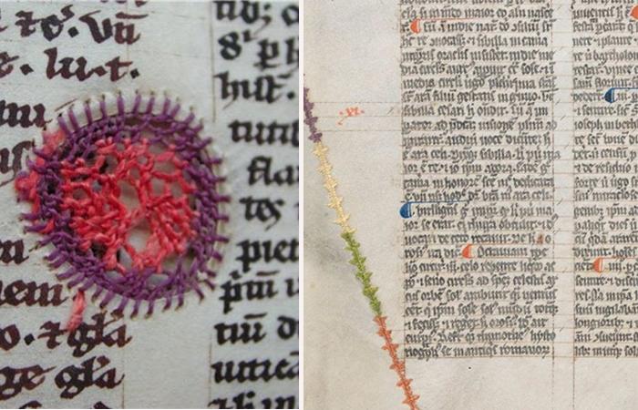 Искусство спасения старинных книг на пергаменте