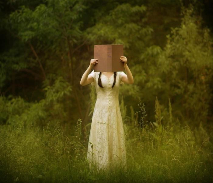 Безликие девушки на фотографиях Пэтти Майер