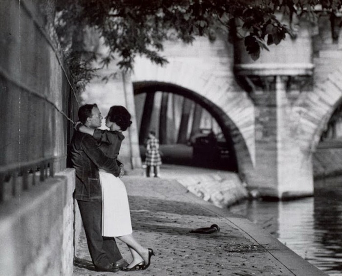любовь ретро фото