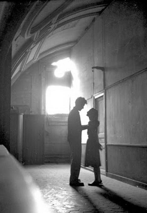 Ретро-фотографии о жизни Парижа: цикл работ от Paul Almasy