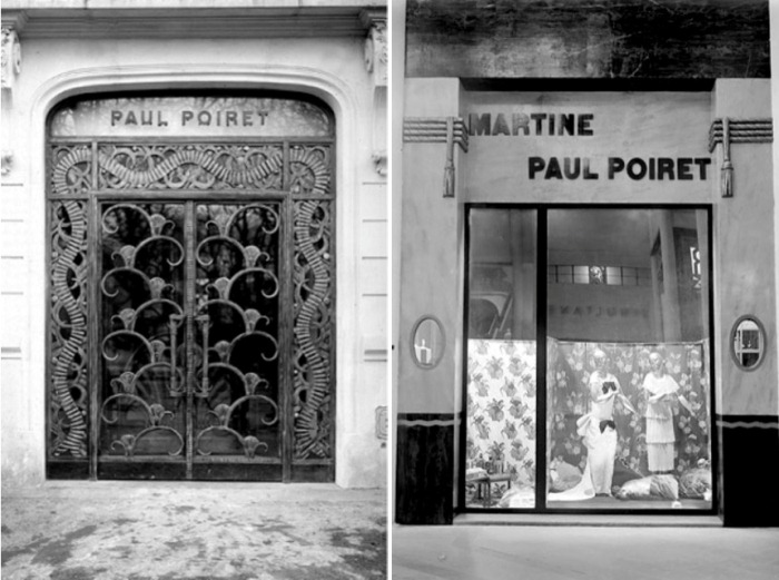 Дома мод Поля Пуаре.