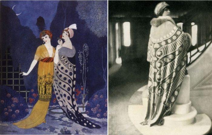 Модели, вдохновленные восточной эстетикой.