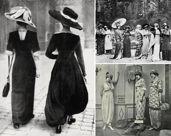 Поль Пуаре сделал революцию во французской моде.