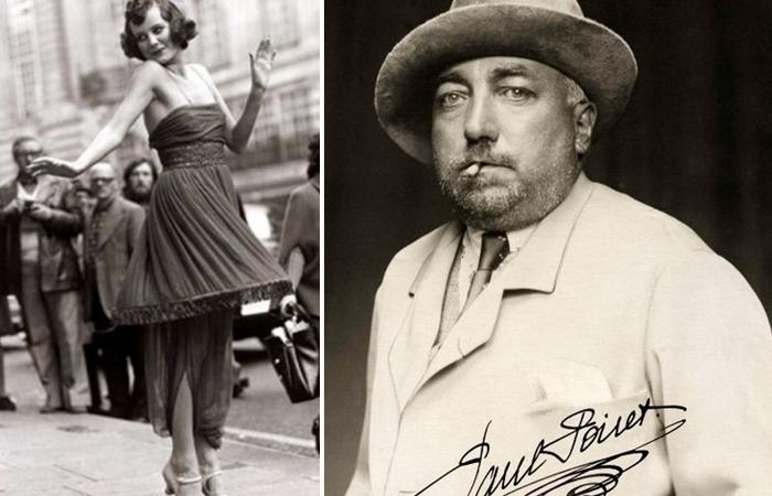 Поль Пуаре - французский модельер ХХ столетия.