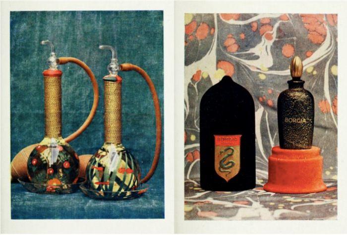 Серия парфюмов от Поля Пуаре.
