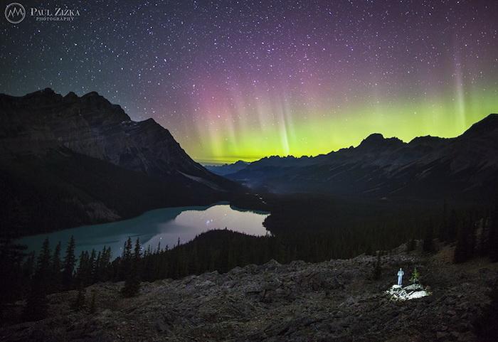 Фотографии гор от Пола Жижки (Paul Zizka)