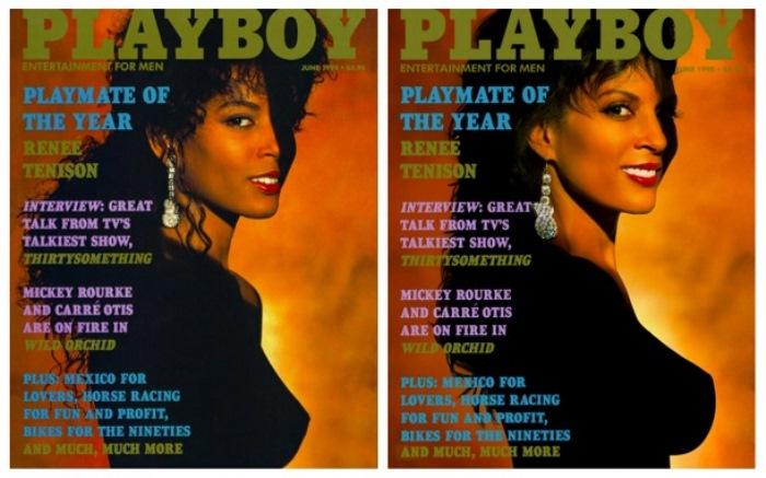 Тогда и сейчас: обложка 1990 года.