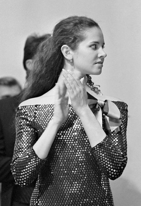 Портрет демонстратора одежды Светланы Клюевой.