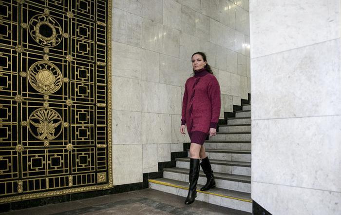 Светлана Клюева с теплом вспоминает юность.