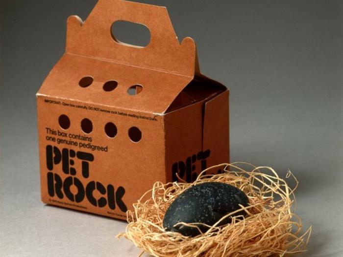 Pet Rock: грандиозная афера 20 века!