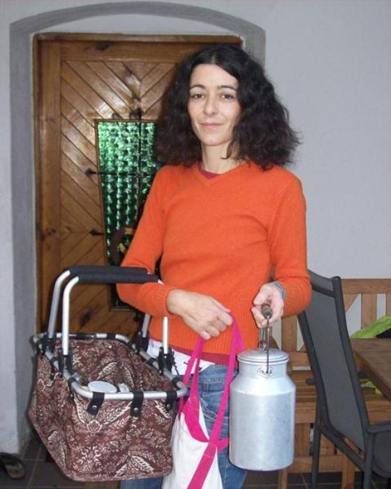 Sandra Krautwaschl: жизнь без пластика