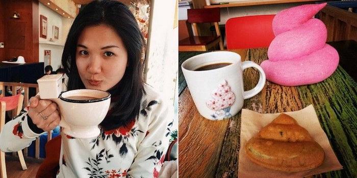 Тематическое кафе в Южной Корее
