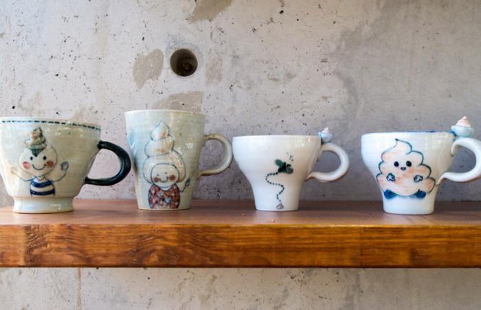 Чашки с рисунками