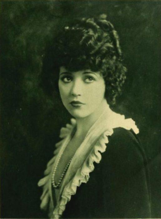 Мари Прево - звезда немого кино и фотомодель