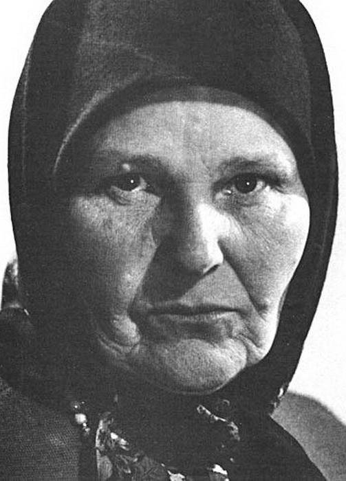 Портрет Марии Примаченко