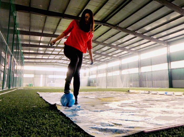 Футбольное творчество Хун И (Hong Yi)