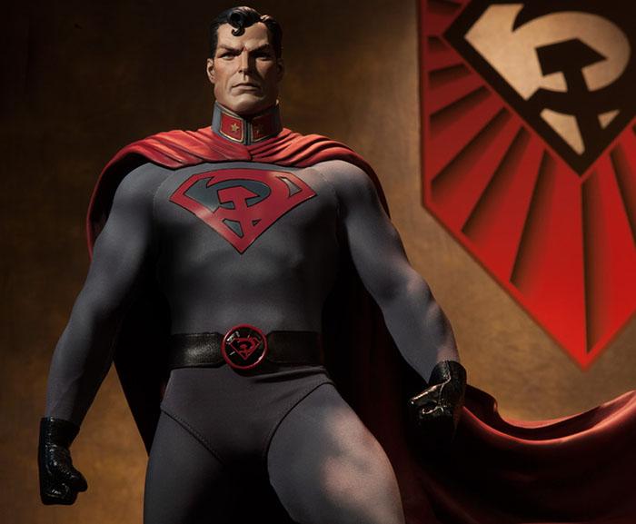 Советский Супермен.