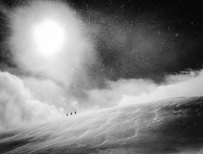 Экстремальные снимки на конкурсе Red Bull Illume. Автор - Vegard Aasen. Категория: Фото с мобильного телефона