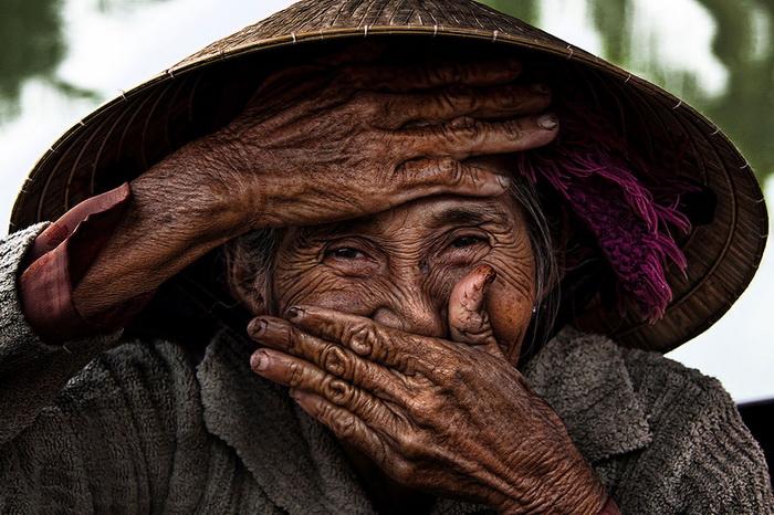 Улыбающиеся вьетнамцы: фотоцикл от Rehahn