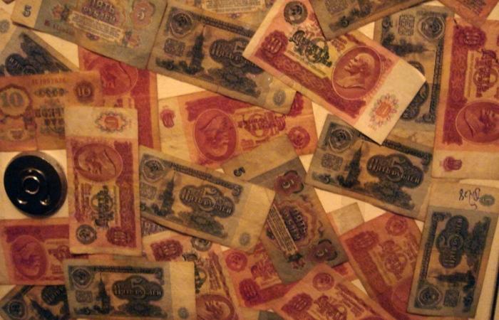 Во Владимирской области найден миллиард советских рублей.
