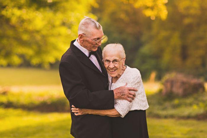 Руби и Гарольд - очаровательная пара.