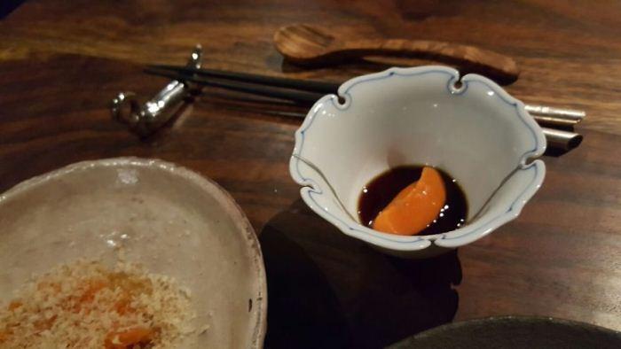 Пюре из сырой тыквы.