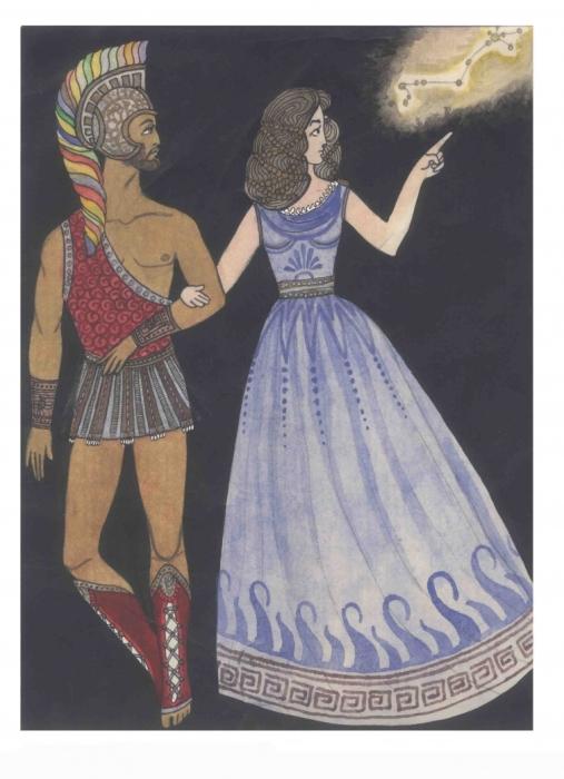 Евгений и Виктория, 1987 г.