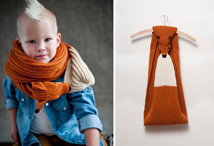 Дизайнерские шарфы от мастерицы из Нидерландов