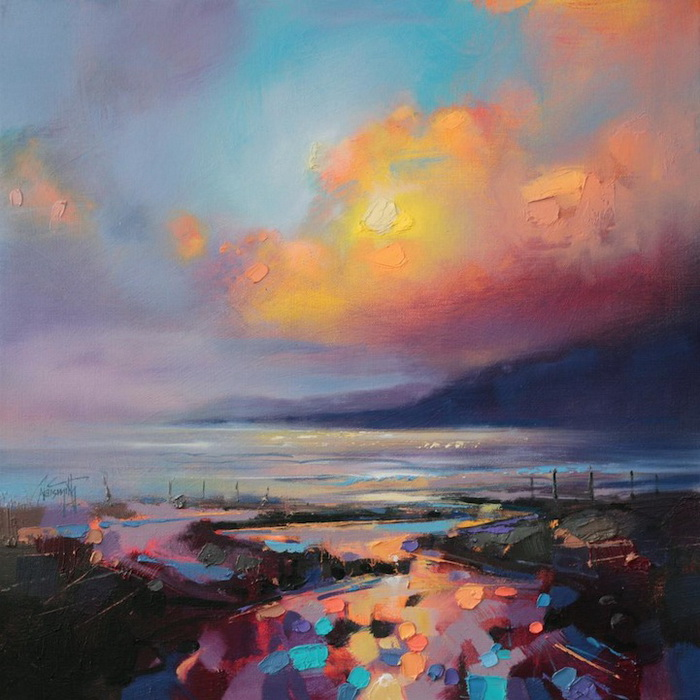 Скотт Нейсмит - один из выдающихся современных пейзажистов