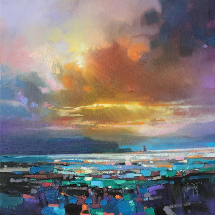 Картины Скотта Нейсмита посвящены красоте родной страны