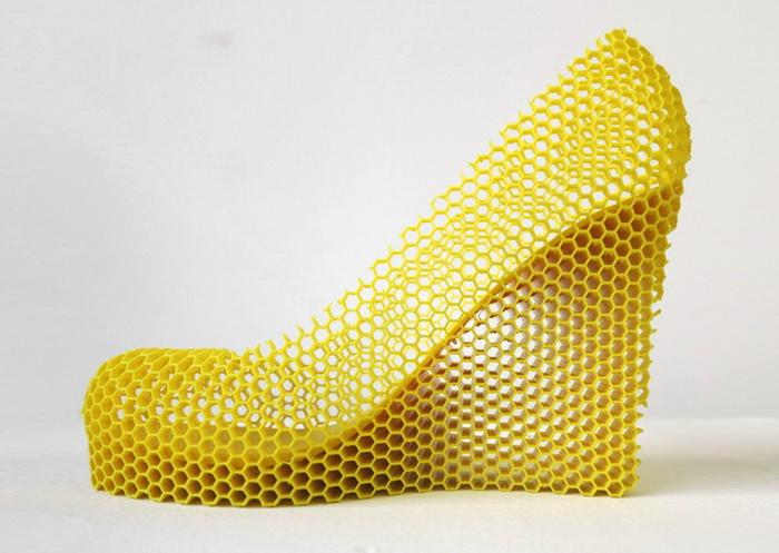 *Медовая* Наташа. Коллекция туфель от Себастьяна Эрразуриза (Sebastian Errazuriz)