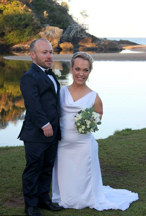 Свадьба Чарли и Каллена.