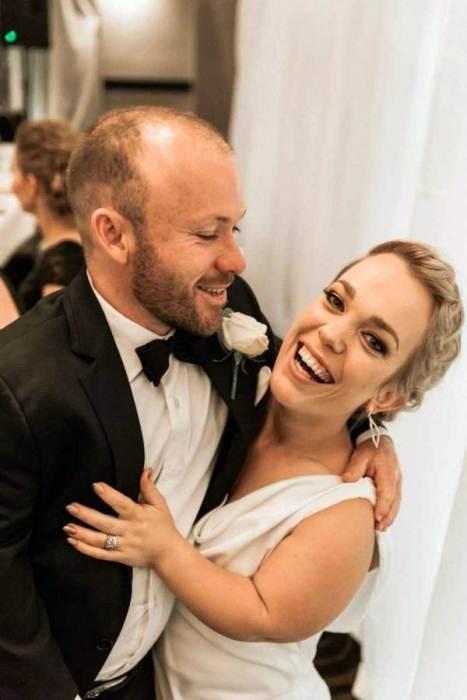 Счастливый день свадьбы.